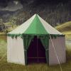round larp tent